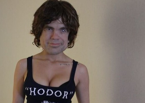Game of Thrones: Sexy Tyrion Cosplay