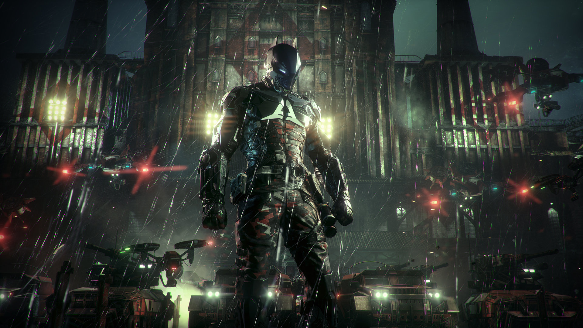 Arkham Knight Live Action Trailer: Be the Batman!