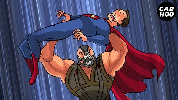 Superman: Clark Kent wird von den Waynes adoptiert