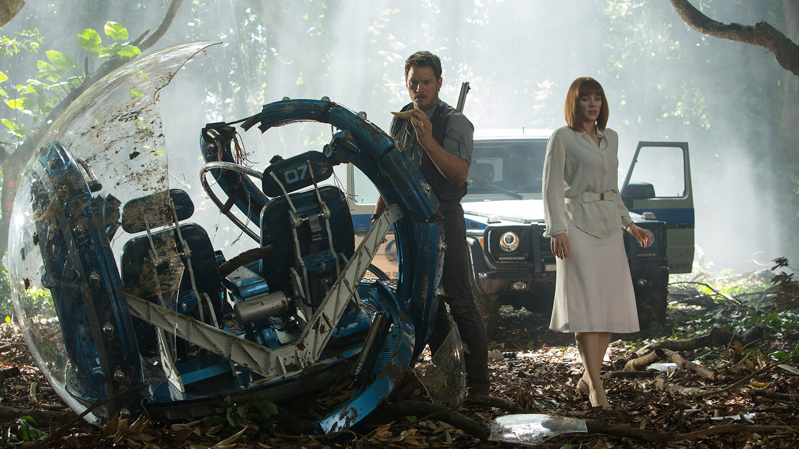 Jurassic World – Alle Trailer, alle Informationen
