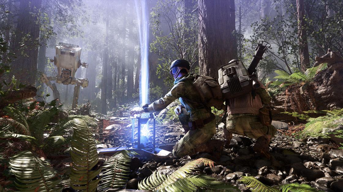 Star Wars Battlefront: Was wird das wenn's fertig ist?