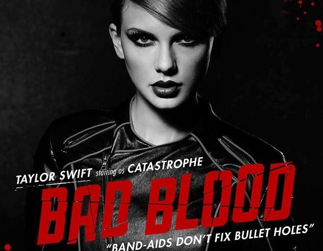 Taylor Swift wird in neustem Musik Video zur Superheldin