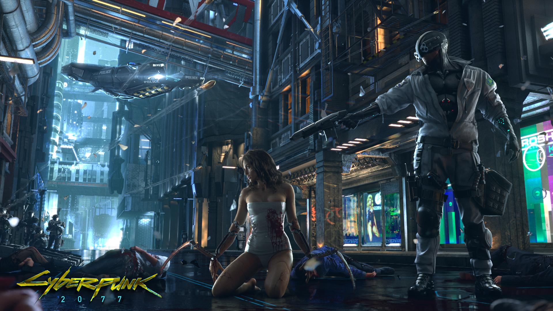 Cyberpunk 2077: Keine Erscheinung vor 2017