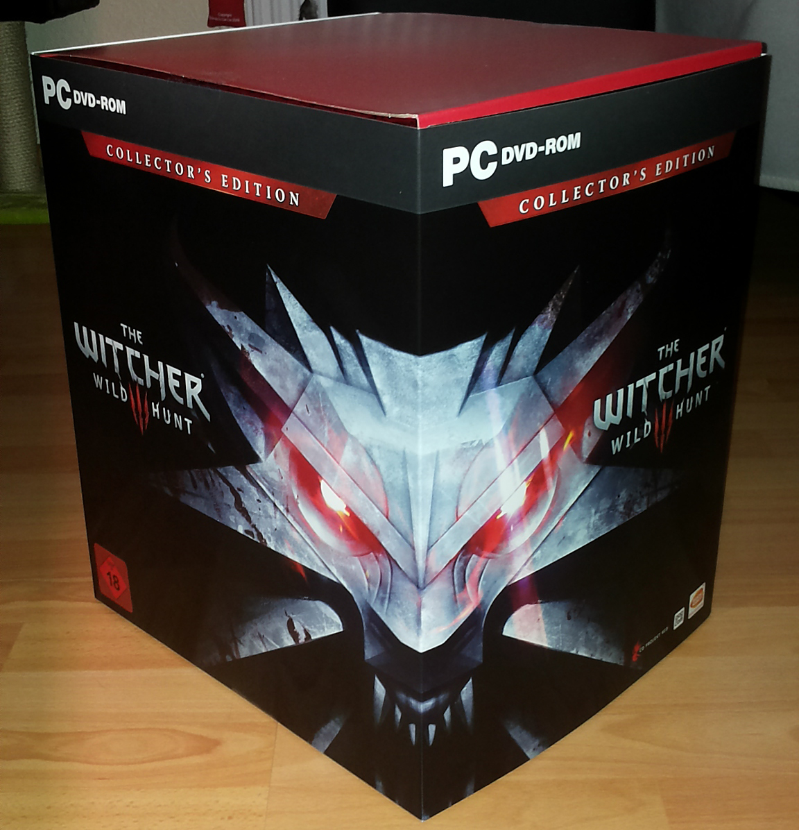 The Witcher 3 Collectors Edition: AWWWWW YISSSS