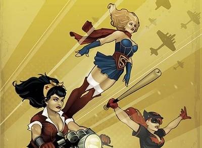 DC beginnt Bombshell Comic Reihe