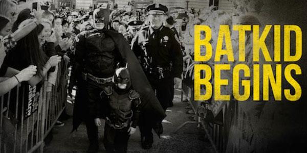 Inspirierender Trailer für Batkid Begins