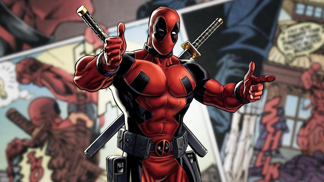 Neues Deadpool Foto zeigt Ryan Reynolds in Action