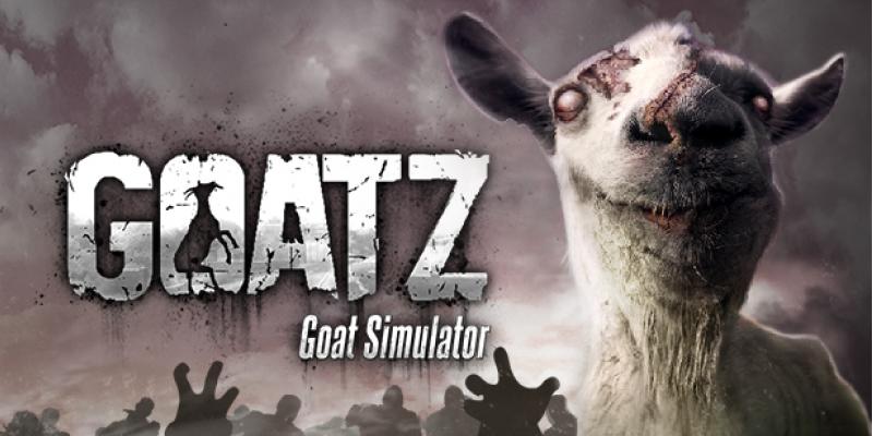 Goat Simulator – GoatZ DLC lässt die Zombies los