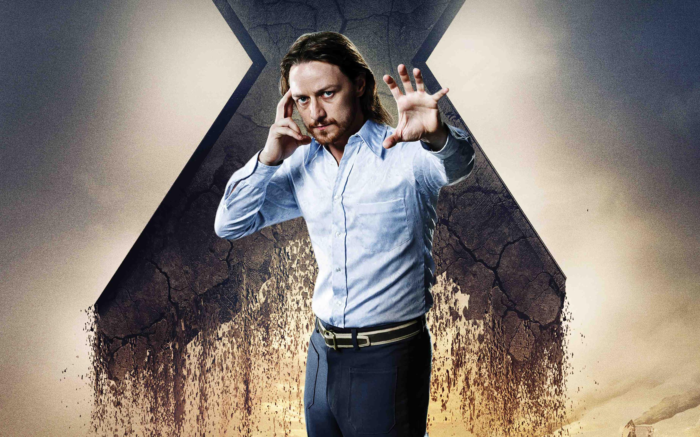X-Men Apocalypse: James McAvoy bekommt endlich eine Glatze