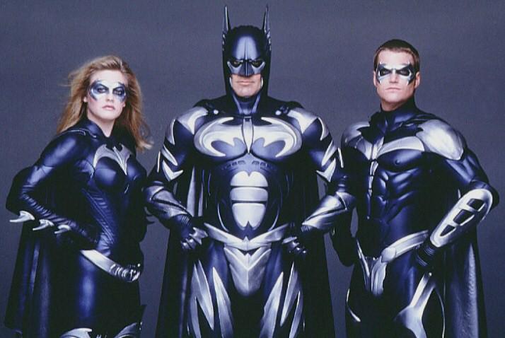 George Clooney erzählt lustige Geschichte über Batman & Robin